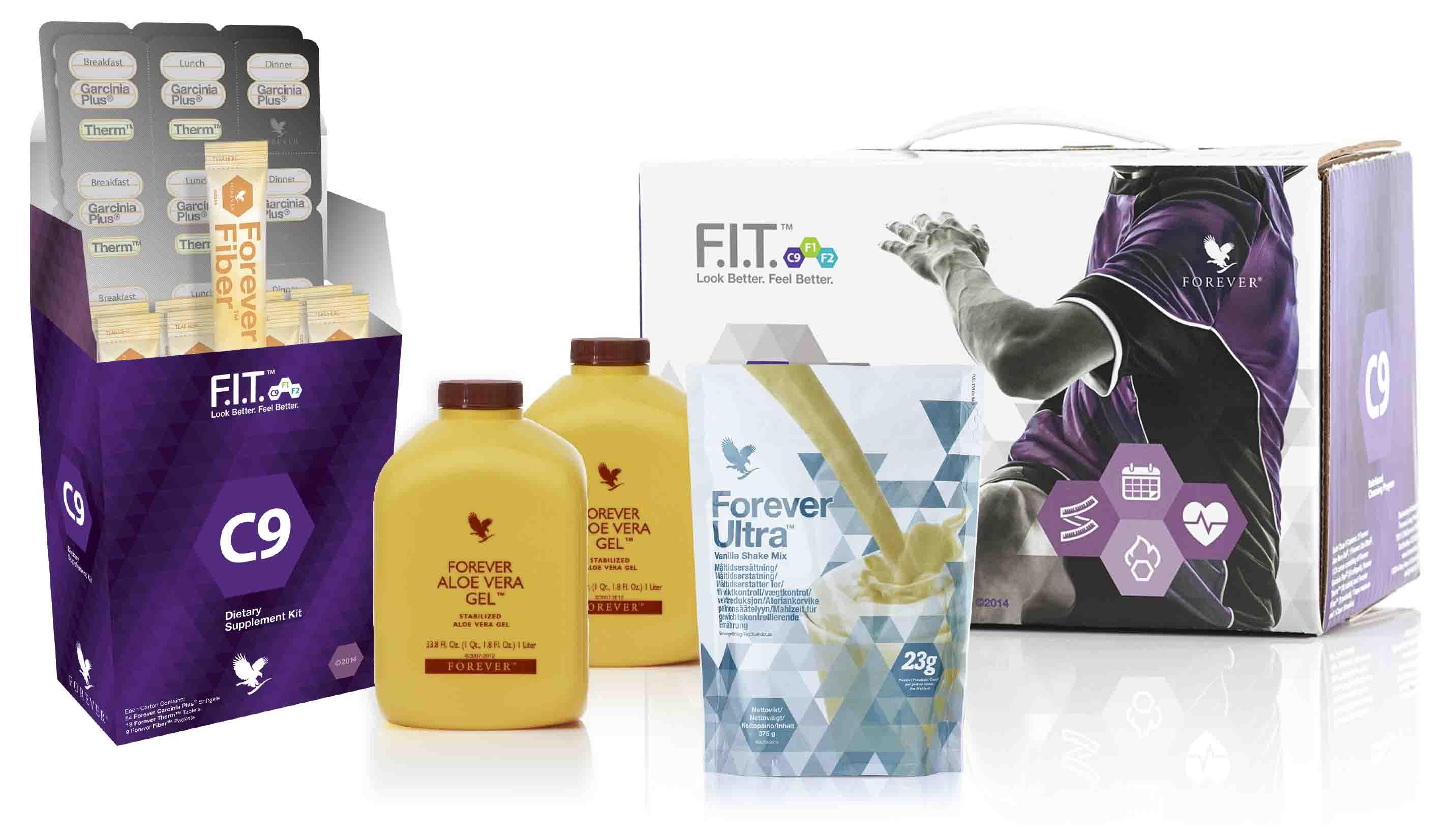 Clean9 Programm abnehmen entschlacken entgiften Cellulite Hautbild Hautpflege