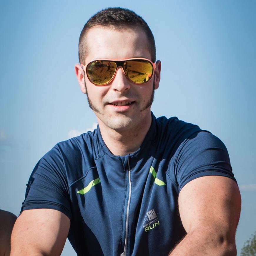 Michael Kreiner Diplomierter Personaltrainer Healthcoach Fitnesstrainer