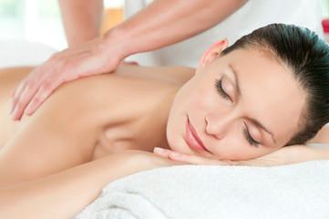 Therapie Massage Entspannung entspannen