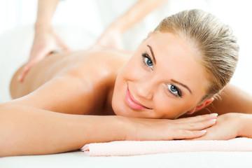Massage entspannen Entspannung Muskeln