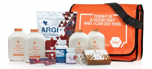 F15 Programm Forever Living Products